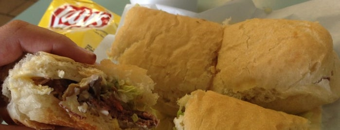 Sub Stop Cafe is one of Gainesville Restaurants.
