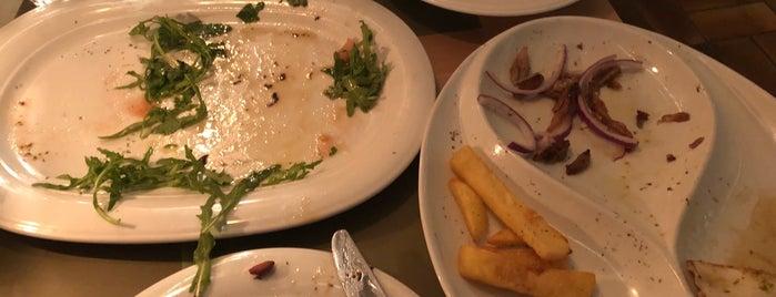 Taverna Limani is one of Locais curtidos por Drew.