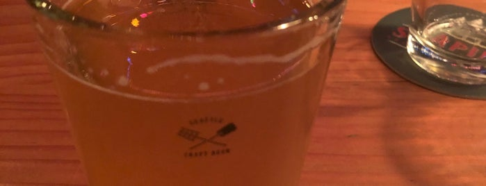 Seapine Brewing Company is one of Lugares favoritos de Drew.