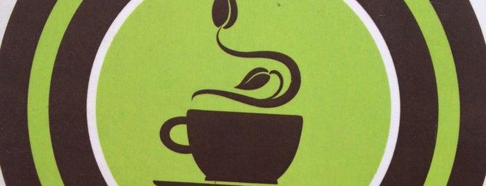 garden café is one of Maroaka.