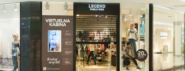 Legend is one of Posti che sono piaciuti a Jelena.