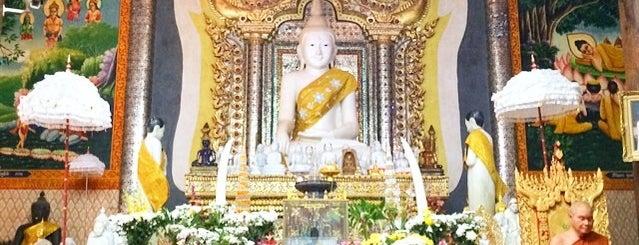Wat Wang Wiwekaram is one of Vee : понравившиеся места.