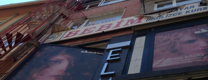 Kuaför Elmas & Team is one of Posti che sono piaciuti a Murat.