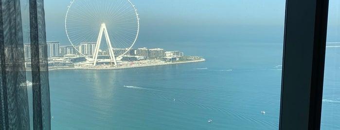 Rixos Premium Dubai is one of Lugares favoritos de Omar.