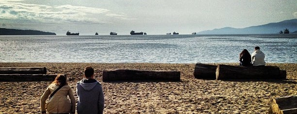 English Bay Beach is one of Vancouverite - Best Places In and Around Vancouver.
