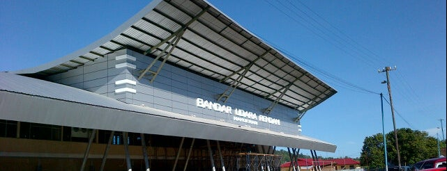 Bandara Rendani (MKW) is one of Airports All Around The World.