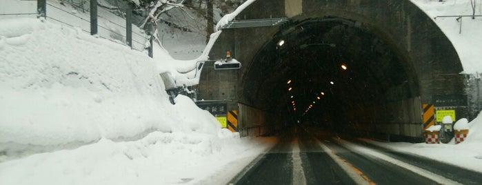 晴曇トンネル is one of Shigeo 님이 좋아한 장소.