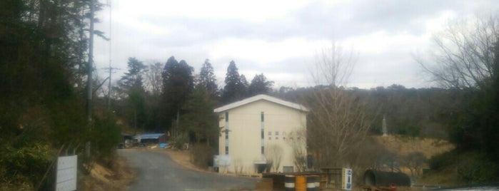 童仙房山荘 is one of Lugares favoritos de Shigeo.