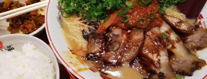 天下一品  名張桔梗が丘店 is one of Shigeoさんのお気に入りスポット.