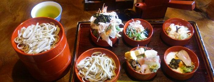 笏谷そば本店 is one of Lieux qui ont plu à Shigeo.