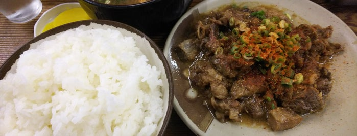 味のお福 is one of Lugares favoritos de Shigeo.