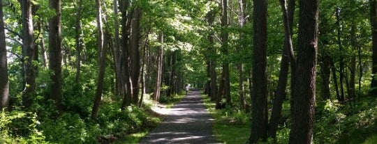 Henry Hudson Trail (Keyport Trailhead) is one of Parks in Monmouth County.