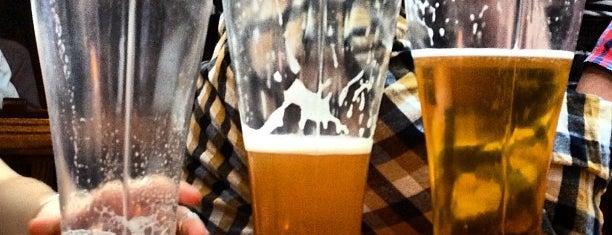 Hofbräu Bierhaus NYC is one of The Best Beer in New York.