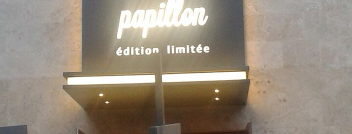 Papillon is one of Orte, die Lef gefallen.