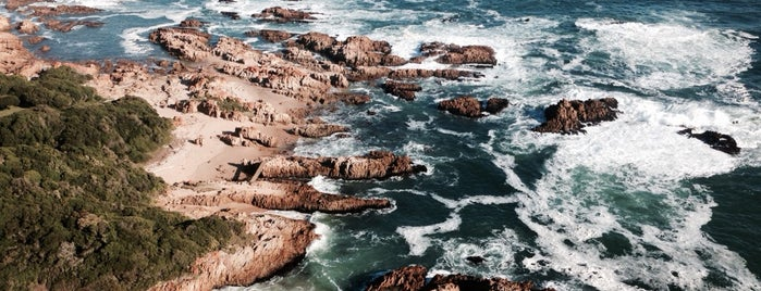 Knysna Heads View Point is one of Destinations.