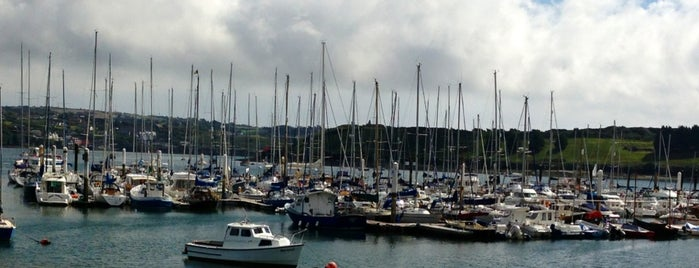 Kinsale Harbour is one of Kinsale.