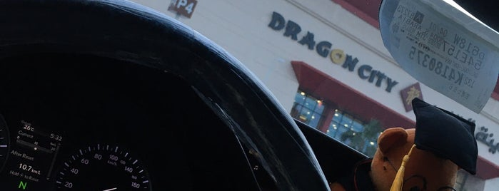 Dragon City is one of Bahrain.