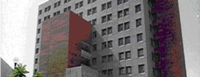Hospital General de Zona 33 is one of Ismael : понравившиеся места.