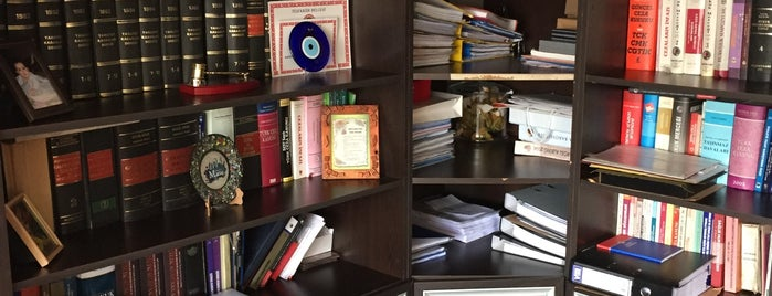 SSS Hukuk Bürosu is one of Posti che sono piaciuti a Yunus.