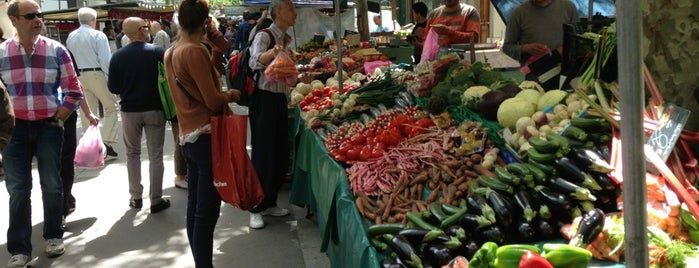 Marché de la Porte Dorée is one of Richard : понравившиеся места.