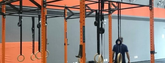 Crossfit Torden is one of Tempat yang Disukai Masse.