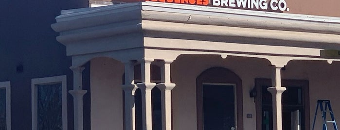 Truth or Consequences Brewing Co is one of New Mexico.