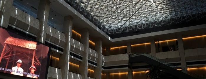 Shenzhen Museum of Ancient Art is one of ShenzhennehznehS.