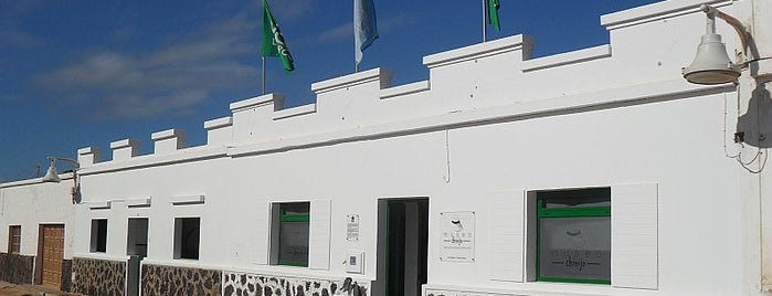 Museo Chinijo is one of Qué visitar en La Graciosa.