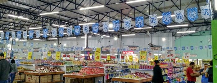 Big Blue - Supermercado is one of Filipe'nin Beğendiği Mekanlar.