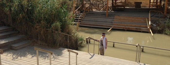 Baptism Site of Jesus Christ is one of Lieux qui ont plu à Alan.