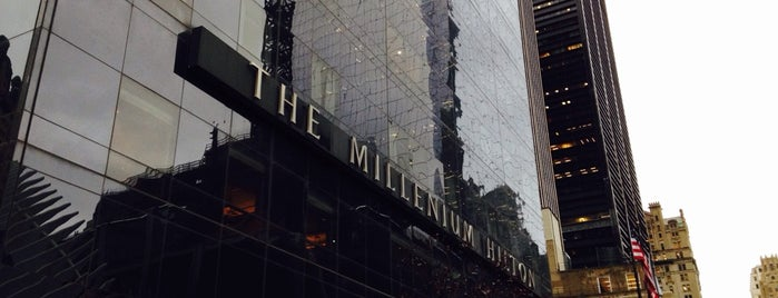 Millennium Hilton is one of Bart's Liked Places.