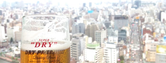 Asahi Sky Room is one of Bart's Liked Places.