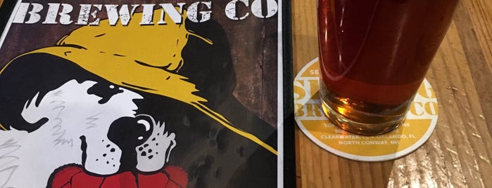 Sea Dog Brewing Company is one of Bart's Liked Places.