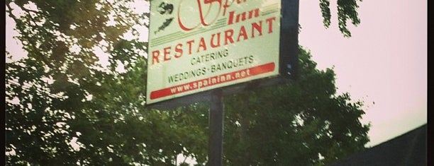 Spain Inn is one of Locais curtidos por Christa.