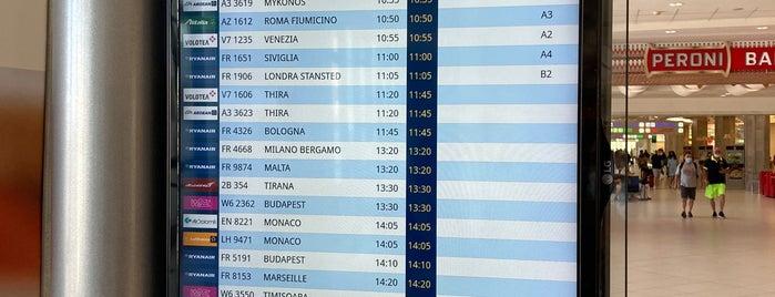 Aeropuerto de Bari is one of Fun places.