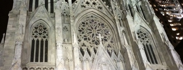 St. Patrick's Cathedral is one of NYC basics 2018.