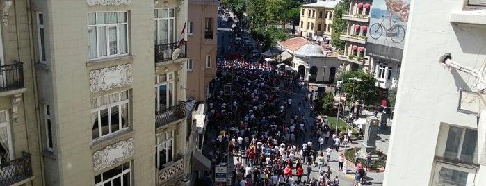Nişantaşı is one of Istanbul.