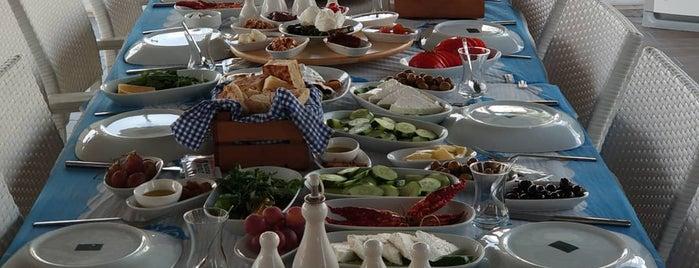 Panorama Restaurant Cafe is one of Kuşadası.