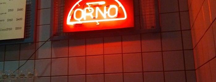 Orno is one of Lugares guardados de Horacio A..