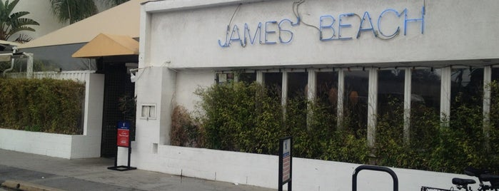 James' Beach is one of Guide to Venice's best spots.
