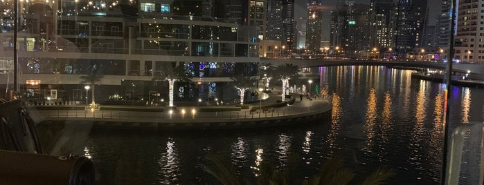 Marina Social is one of Dubai.