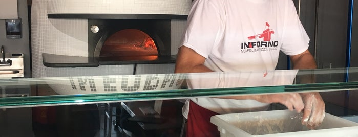 In Forno Pizza Napolitana is one of Taste of Cleveland.
