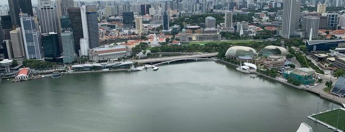 CÉ LA VI Singapore is one of Asia Tour 2k18.