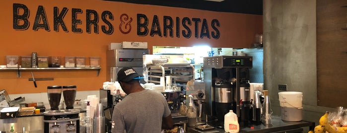 Bakers & Baristas is one of Coffee.