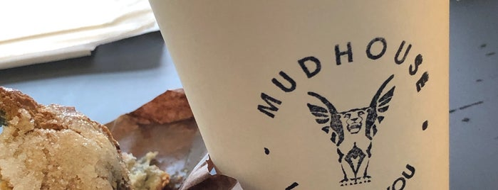 Mudhouse is one of Charlottesville.