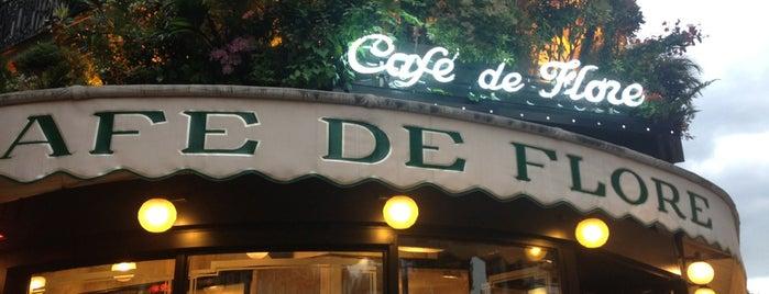 Café de Flore is one of Faves.