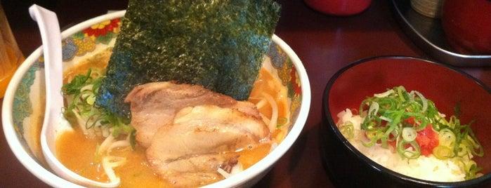 麺の心 is one of 麻生区多摩区の ラーメン。.
