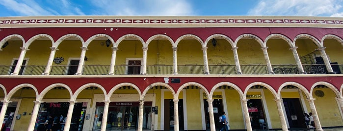 Centro Histórico is one of Campeche.