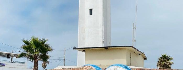 El Faro is one of Baja.