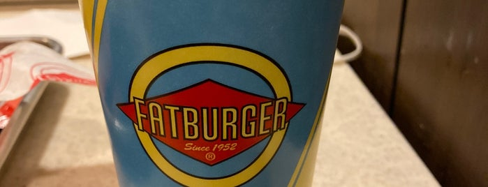 Fatburger is one of USA Las Vegas.